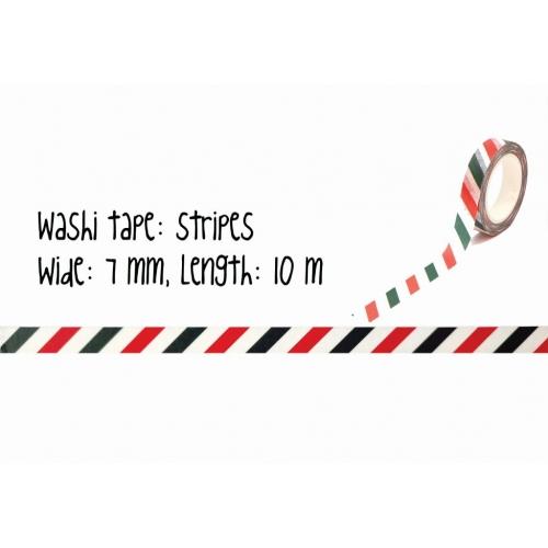 Narrow washi tape