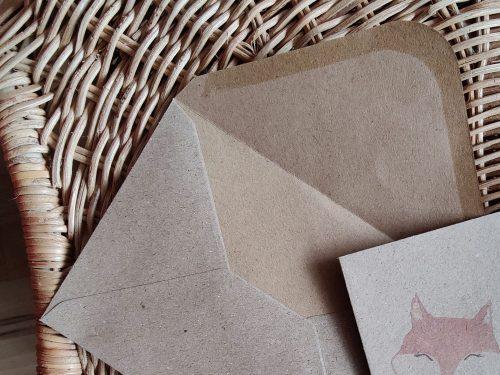 Envelope #019: plants illustration