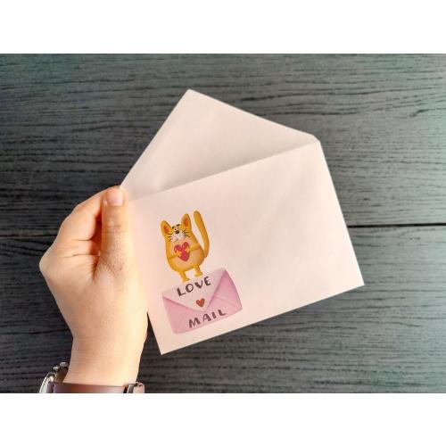 Envelope #015: love letter