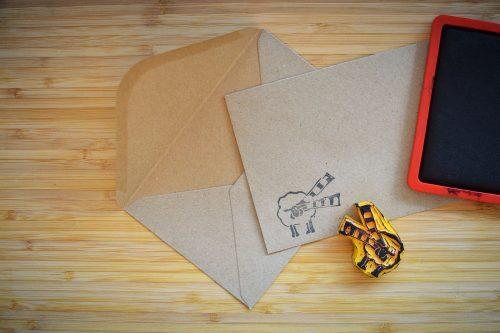 Envelope #001