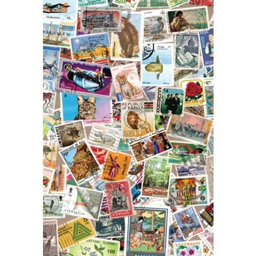 Postcard #753