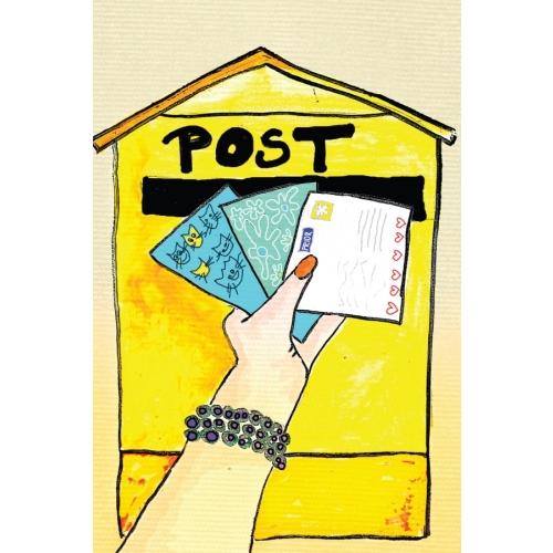 Postcard #754
