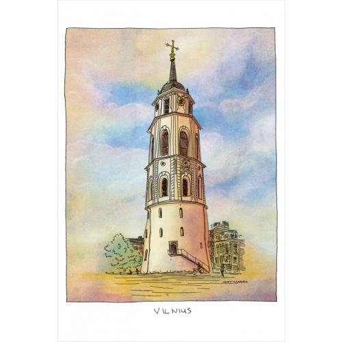 Postcard #828