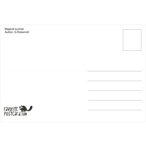 Postcard #880