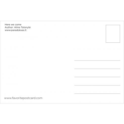 Postcard #343