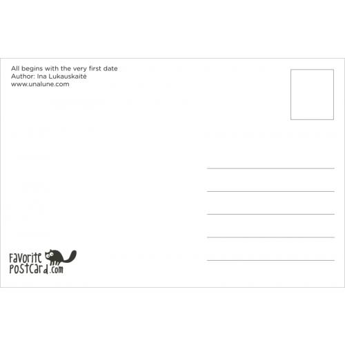 Postcard #510