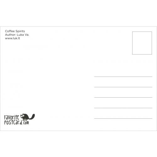 Postcard #535
