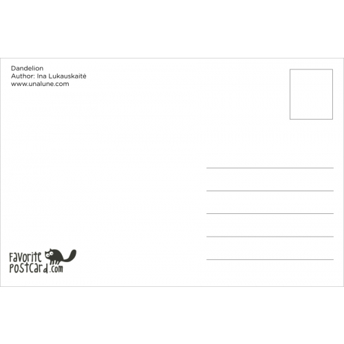 Postcard #632