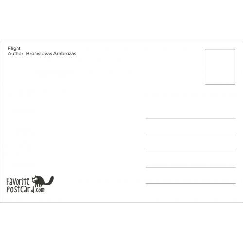 Postcard #633