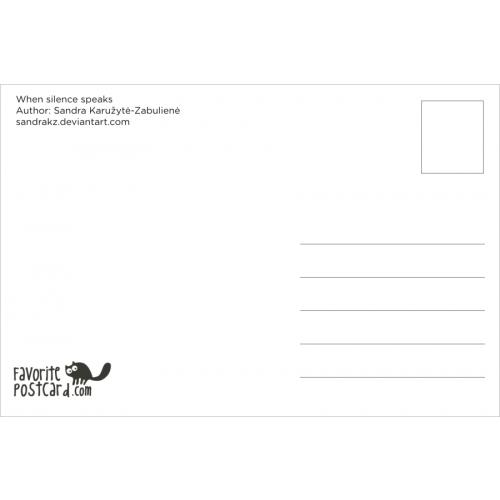Postcard #653