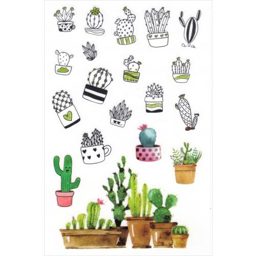 Sticker sheet #002